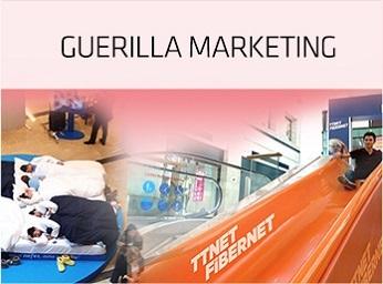 Ödüllü Guerilla Marketing Projeleri