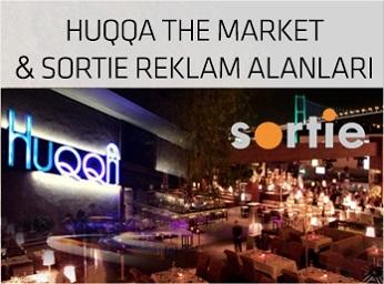Huqqa & The Market Özel Reklam Projeleri