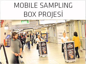 Mobile Sampling Box Projesi