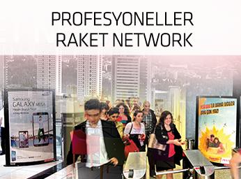 Profesyoneller Raket Network